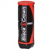 BOTE DE PELOTAS BLACK CROWN