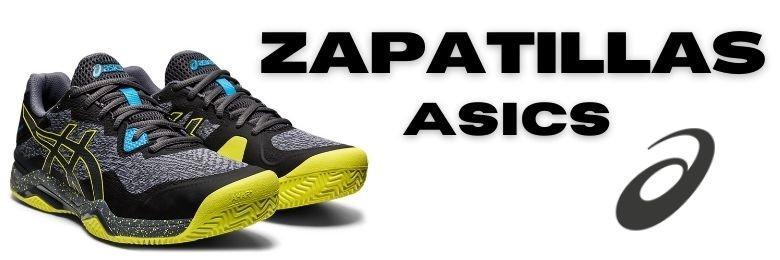 Nueva colección zapatillas de pádel Asics